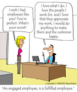 Does It Make Sense to Focus On Engaging Employees?
